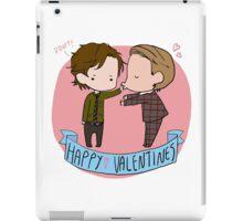 Happy Hannigram Valentines! iPad Case/Skin