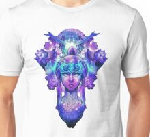 cosmic enlightenment Unisex T-Shirt
