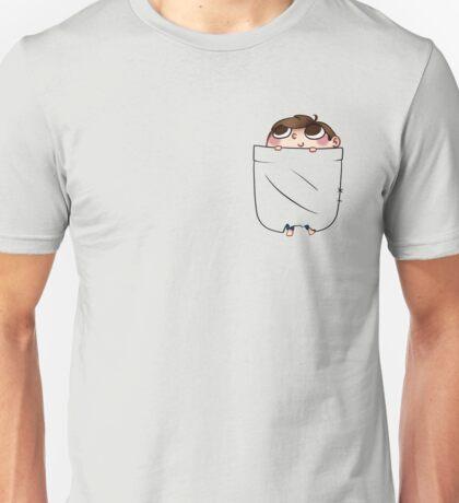 Pocket Double Unisex T-Shirt