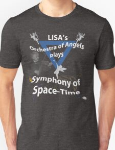 Lisa's Orchestra of Angels Unisex T-Shirt