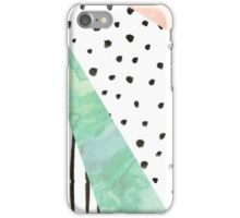 Watercolor Whimsy iPhone Case/Skin