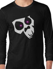 The Voodoo Skull Long Sleeve T-Shirt