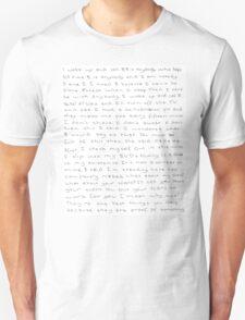 Words of Warhol T-Shirt