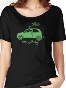 DRIVE BY Women's Relaxed Fit T-Shirt