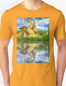 Queen Marie-Antoinette Hamlet Cottage Versailles Paris France T-Shirt