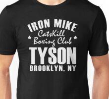 Iron Mike Tyson Catskill Boxing Club Unisex T-Shirt