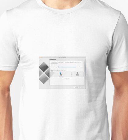 Apple Bootcamp Unisex T-Shirt