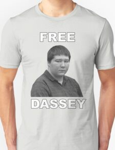 FREE BRENDAN DASSEY T-Shirt