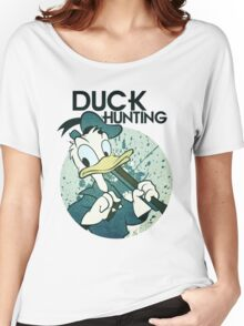 Duck Hunting Women's Relaxed Fit T-Shirt