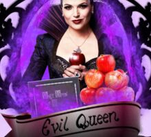 The Evil Queen- Once Upon A Time Sticker
