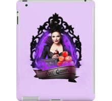 The Evil Queen- Once Upon A Time iPad Case/Skin