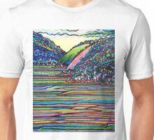 Tide on the turn - D'Entrecasteaux Channel Tasmania Unisex T-Shirt