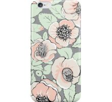 Camelia romance iPhone Case/Skin