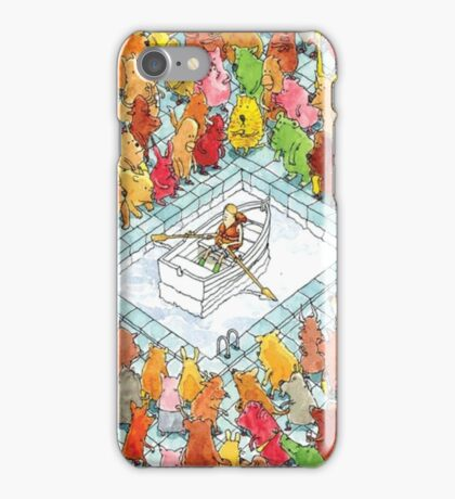 Dance Gavin Dance iPhone Case/Skin