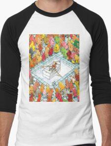 Dance Gavin Dance Men's Baseball ¾ T-Shirt