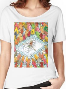 Dance Gavin Dance Women's Relaxed Fit T-Shirt