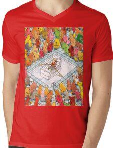 Dance Gavin Dance Mens V-Neck T-Shirt