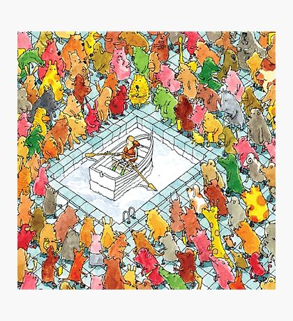 Dance Gavin Dance Photographic Print