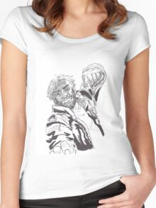 Rick Grimes Women's Fitted Scoop T-Shirt
