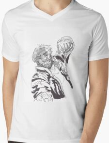 Rick Grimes Mens V-Neck T-Shirt