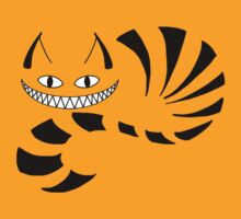 Smiley Cheshire Cat by Petter Art