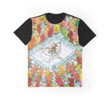 Dance Gavin Dance Graphic T-Shirt
