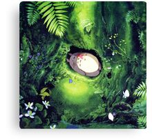 Totoro *.* Canvas Print