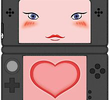 Touch Screen Love by Jessica Faux