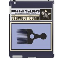 Digable Planets - Blowout Comb iPad Case/Skin