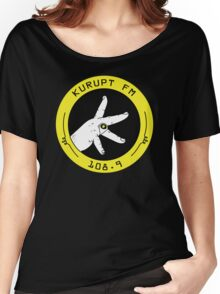 Kurupt Fm Throw Up Your K's Women's Relaxed Fit T-Shirt