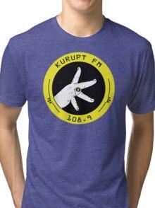 Kurupt Fm Throw Up Your K's Tri-blend T-Shirt