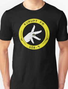 Kurupt Fm Throw Up Your K's Unisex T-Shirt