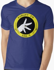 Kurupt Fm Throw Up Your K's Mens V-Neck T-Shirt