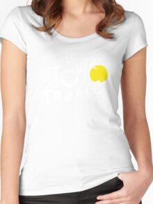 Le De Tour France NEW Women's Fitted Scoop T-Shirt