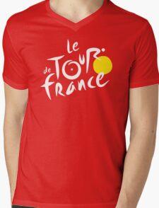 Le De Tour France NEW Mens V-Neck T-Shirt