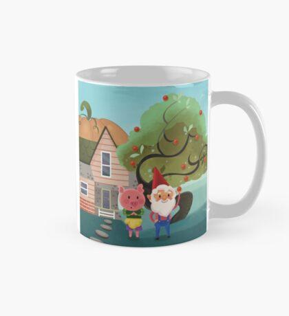 Mr. Pepper Pickle Pumpkin Plum Morning Tea Mug
