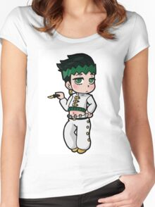 Rohan Chibi Women's Fitted Scoop T-Shirt