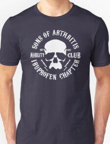Sons Of Arthritis Funny SOA Parody T-Shirt