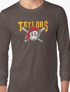 Taylor Gang Taylors Logo Long Sleeve T-Shirt