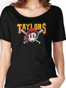 Taylor Gang Taylors Logo Women's Relaxed Fit T-Shirt
