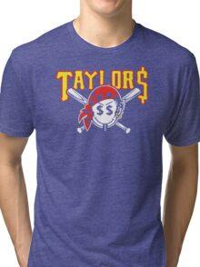 Taylor Gang Taylors Logo Tri-blend T-Shirt