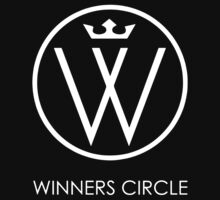 The Game Winners Circle Logo Kids Clothes