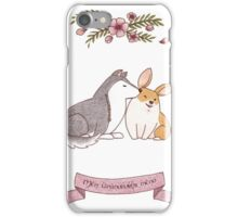 Dogginshield  Love 02 iPhone Case/Skin
