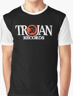 Trojan Records Label Graphic T-Shirt