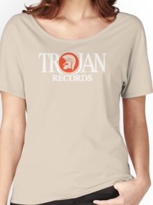 Trojan Records Label Women's Relaxed Fit T-Shirt
