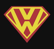 with Superman VW Logo Kids Tee
