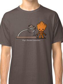 Rocket Launcher Classic T-Shirt
