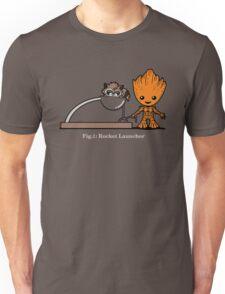 Rocket Launcher Unisex T-Shirt