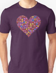 heart emoji T-Shirt