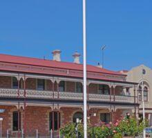 Jens Town Hall Hotel, Mount Gambier, South Australia Sticker